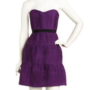 BCBG MAXAZRIA Off The Shoulder Dress